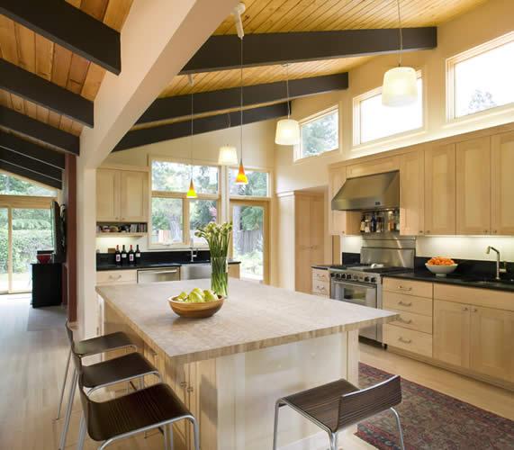 gustave carlson design mid century modern project